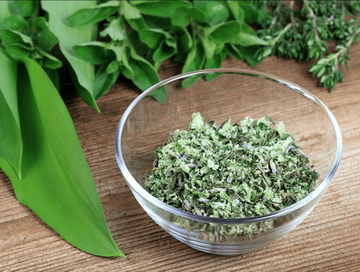 Salt and Herbs